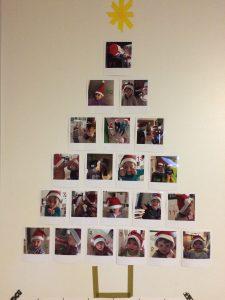 Décembre 2014 - le calendrier sapin de photo ...